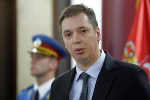 Aleksandar Vucic, Szerbia védelmi minisztere