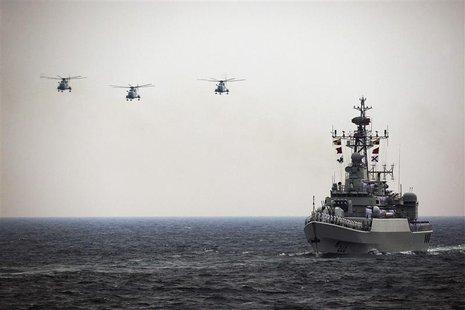 Kínai tengeri haderő