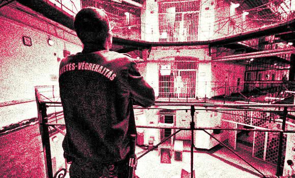 Börtön (képünk illusztráció)