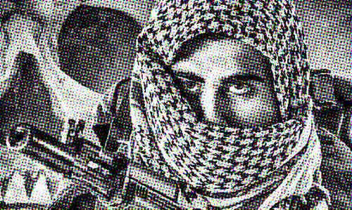 Iszlám állam terroristája