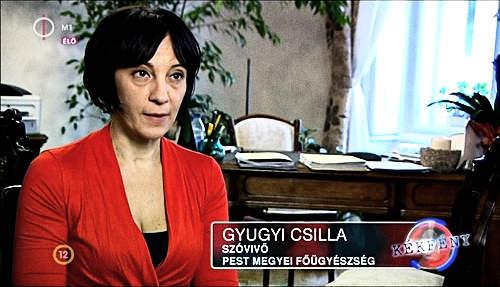 Gyugyi-Csilla
