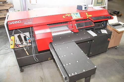 Használt Ganner CNC megmunkáló központ a Surplex-től