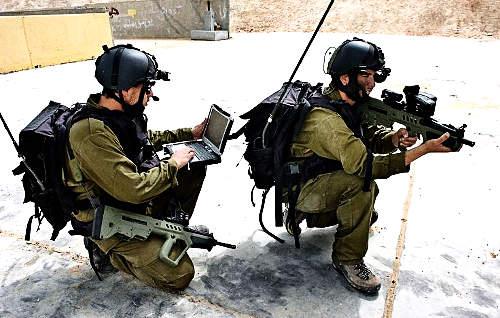 Izrael-katona-laptop