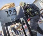 A legerősebb tűzoltók versenyeztek Orosházán