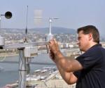 Paulovics Gábor, Országos Meteorológiai Szolgálat, tűzijáték, szélmérő