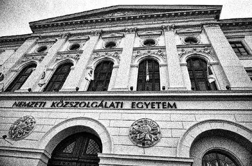 Nemzeti Közszolgálati Egyetemen (NKE), a Ludovika