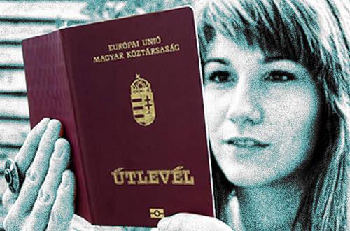 Magyar útlevél