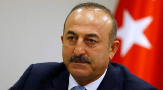 Mevlüt Cavusoglu török külügyminiszter