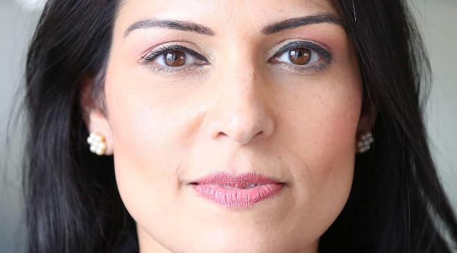 Priti Patel, brit belügyminiszter