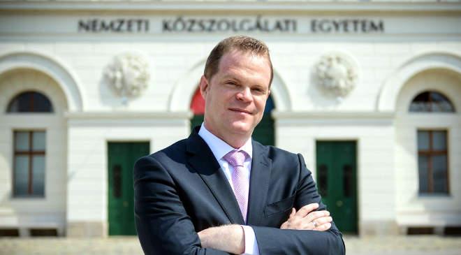 Koltay András, NKE