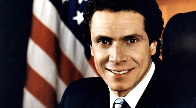 Andrew Cuomo, New York kormányzója