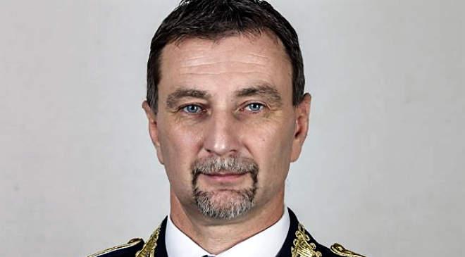 Balogh János országos rendőrfőkapitány