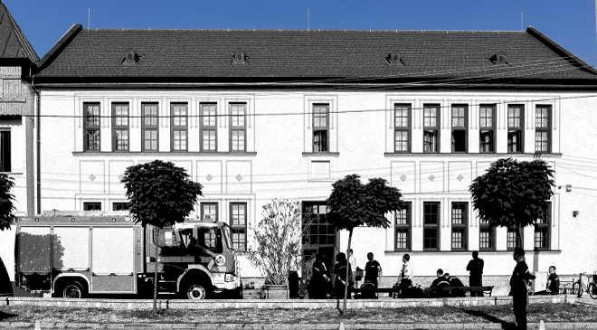 Szabolcs-Szatmár-Bereg Megyei Katasztrófavédelmi Igazgatóság Fehérgyarmati Katasztrófavédelmi Kirendeltsége
