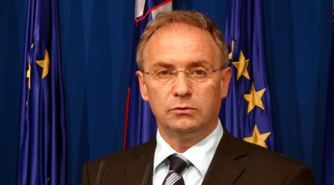 Ales Hojs belügyminiszter