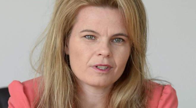 Pandurics Anett, a Magyar Biztosítók Szövetségének (Mabisz) elnöke