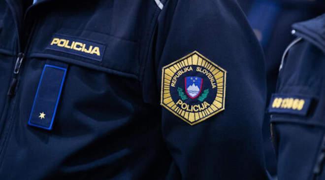 Szlovén rendőr
