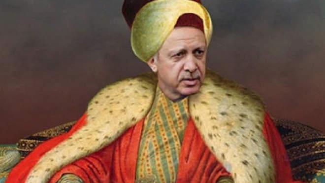 Recep Tayyip Erdogan török államfő