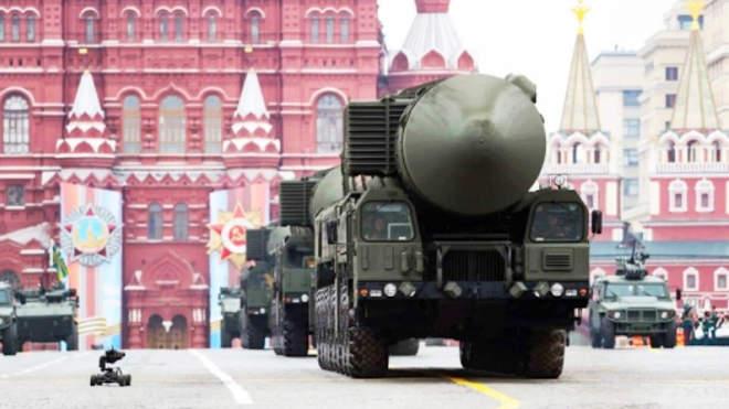 Moszkva atom rakéta
