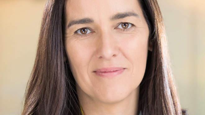 Orbán Anita, a Vodafone Magyarország Vállalati Kapcsolatokért Felelős Vezérigazgató-helyettese