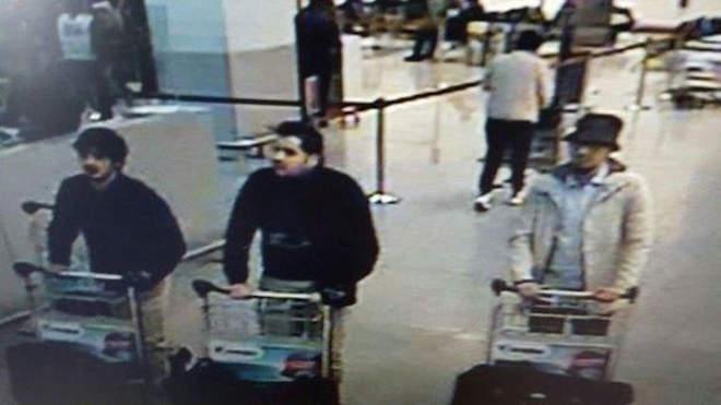 Zaventem repülőtér terrorista támadás