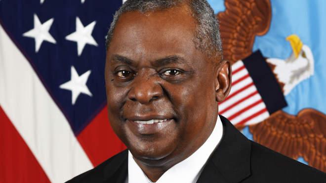 Lloyd Austin amerikai védelmi miniszter