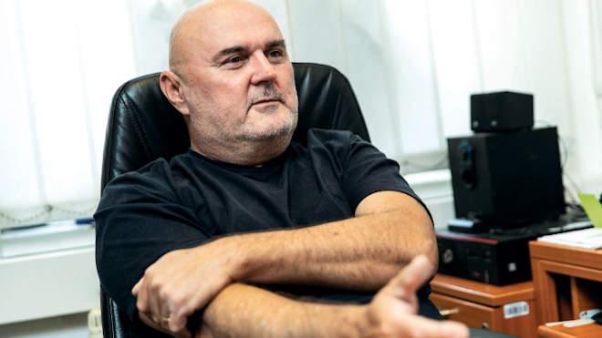 Némedi Gábor, a Készenléti Rendőrség Nemzeti Nyomozó Iroda ezredese