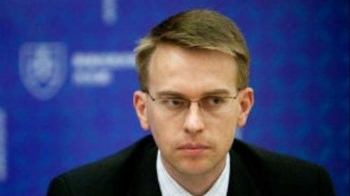 Peter Stano, az Európai Unió külügyi szolgálatának szóvivője