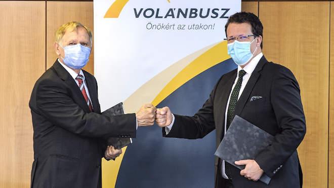 OPSZ - Volánbusz együttműködés