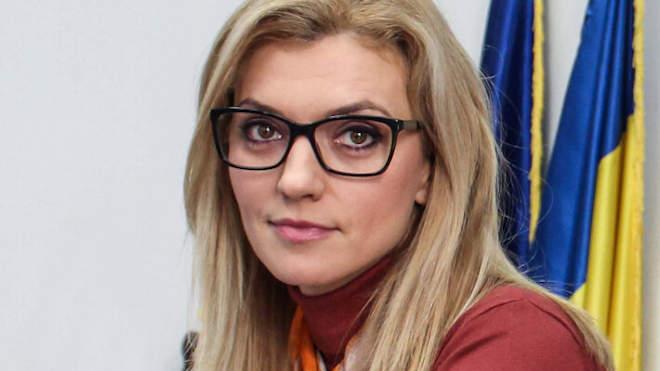 Alina Gorghiu szenátor