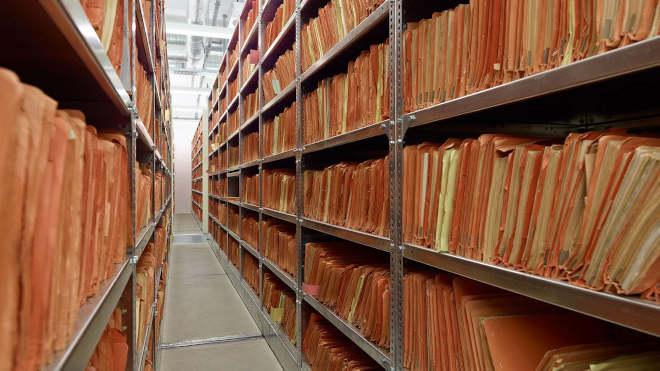 BStU Stasi archivum