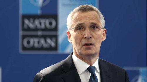 Jens Stoltenberg NATO-főtitkár