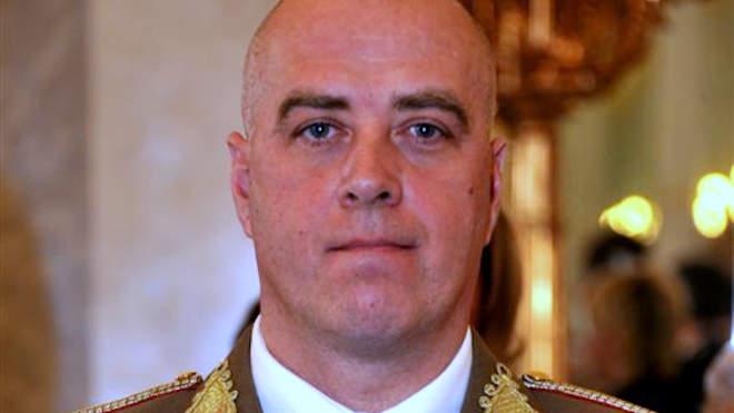 Sándor Zsolt, a Magyar Honvédség parancsnokának megbízott helyettese