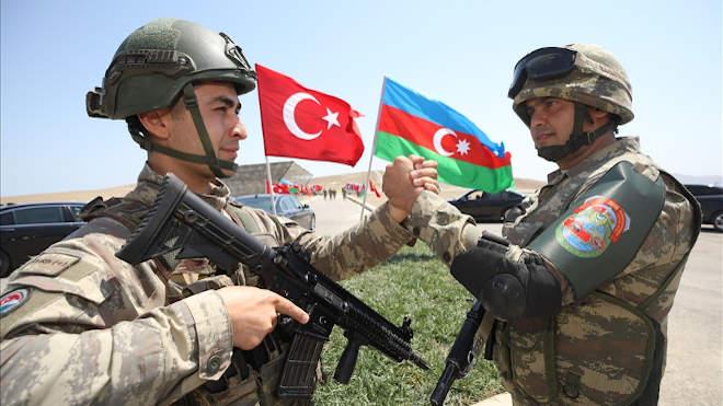 Török-Azeri hadgyakorlat