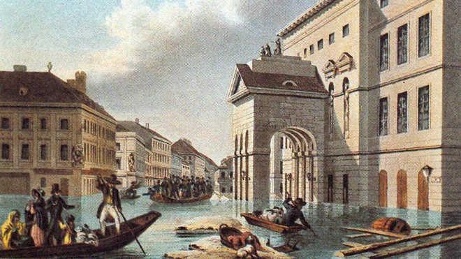 budai árvíz 1838