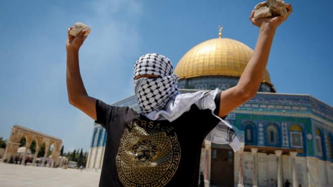 Izrael Templomhegy