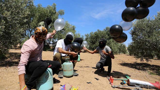 Hamasz gyújtóléggömb