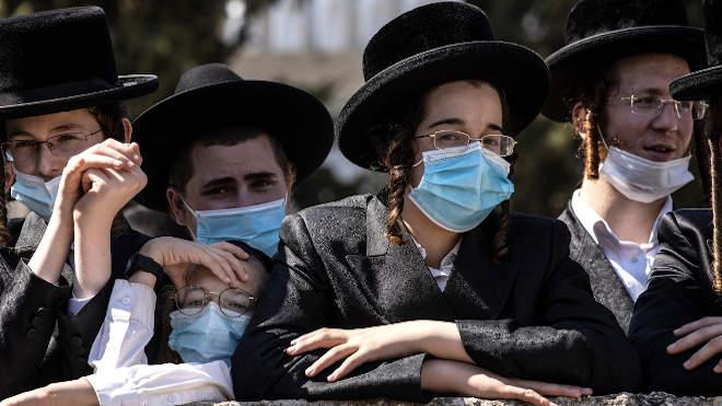 Izrael maszk