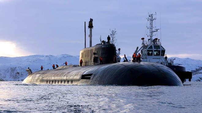 orosz tengeralattjáró