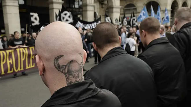 OAS francia neonácik