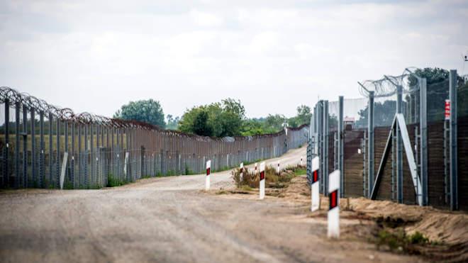 magyar határ