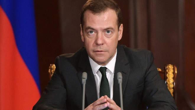 Dmitrij Medvegyev, az orosz biztonsági tanács alelnöke, korábban Oroszország miniszterelnöke, elnöke