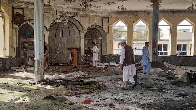 Gozar-e-Szayed Abad mecset