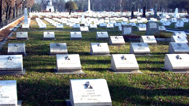 Kalocsa, katonai temető