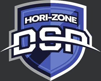 Hori-zone DSP logo
