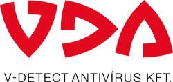 V-Detect Antivírus Kft. logo
