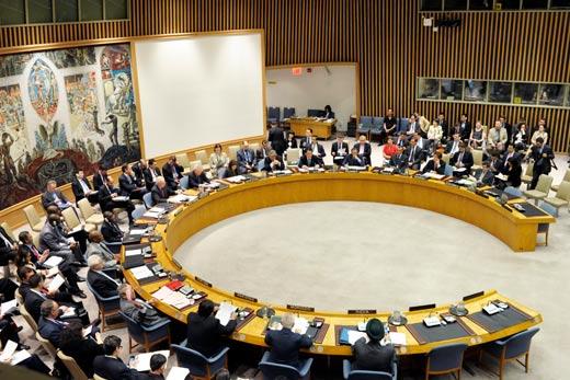 Az ENSZ Biztonsági Tanács ülése, New York, 2012. március 21. (foto: UN Photo))