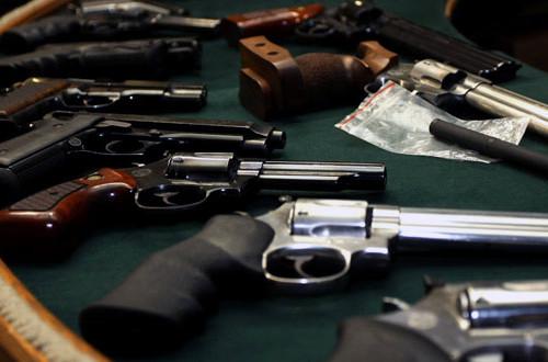 Fegyvertartás (fotó: Biztonságpiac.hu)