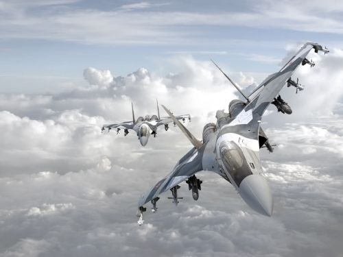 Sukhoi-Su-35-Flanker