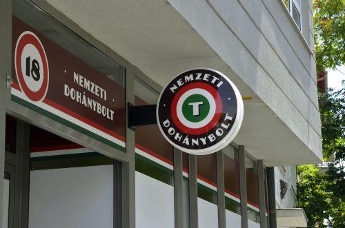Trafik - Nemzeti dohánybolt Szolnokon