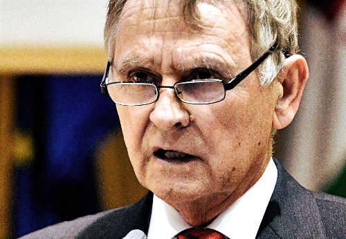 Túrós András, az Országos Polgárőr Szövetség elnöke